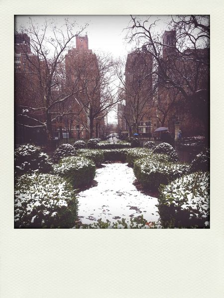 winter wonderland Snow :) Winter Wonderland New York City
