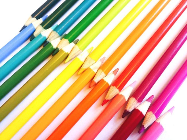 Coloured pencils laid flat Pencil Colour Colours Bright Colors Bright Pencils Colouring  Choices Multi Colored Multicolors  Abstract Abstract Photography Sharpened Wood Pattern Creativity Creative Gradient Flat Lay Adult Coloring Adult Colouring Colourful Colour Palette Multicolour Multicoloured