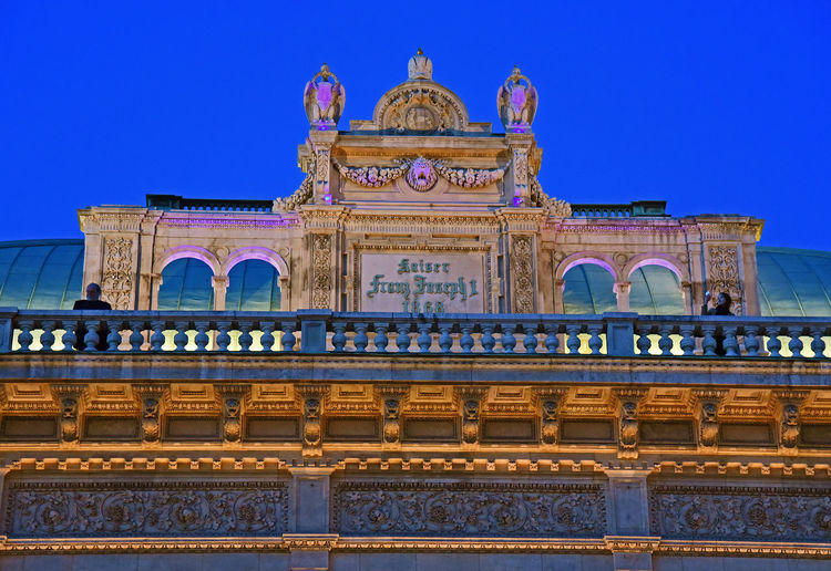 Been There. Fionet Fischer Nightphotography Vienna Wiener Staatsoper Wilfried Fischer Architecture Blue Building Exterior Built Structure Clear Sky Day History Low Angle View Night No People Opera House Operahouse Outdoors Sky Staatsoper Tourism Travel Destinations