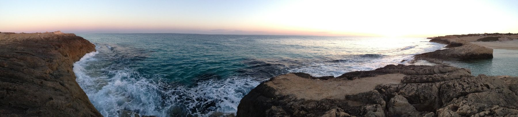Sun Rise Sea View