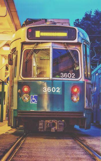 Green Line, MBTA, Boston Boston Mbta Subway Commuting Public Transportation Urban 4 Filter Taking Photo AsDigiClicks EyeEm Best Shots Eye4photography