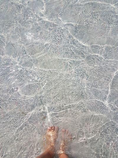 Feet in a