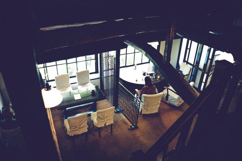 湯布院天井座敷 Café