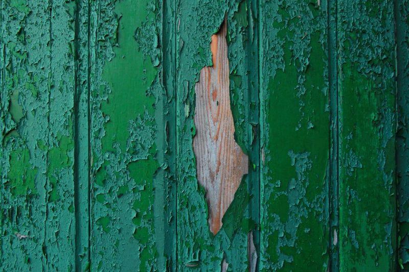 Full Frame Shot Of Painted Wood