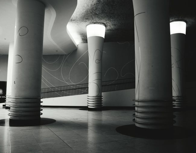 #freestyle **underground. Architectural Column Architecture Built Structure A New Perspective On Life
