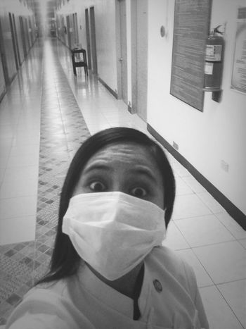 I Am A Nurse Nurse On Duty 16° straight. ??