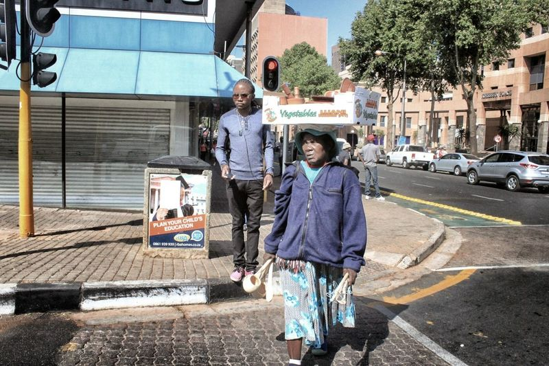 The Street Photographer - 2015 EyeEm Awards