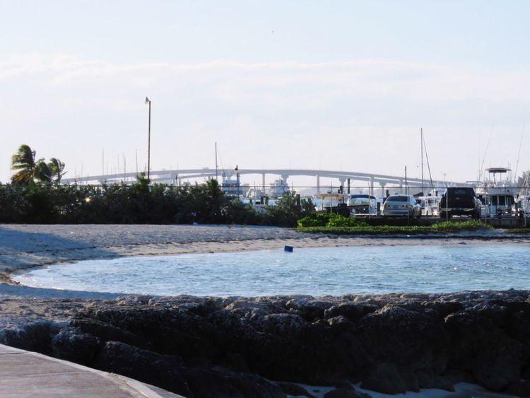 Bridge across to Paradise Island Nassau, Bahamas Speech