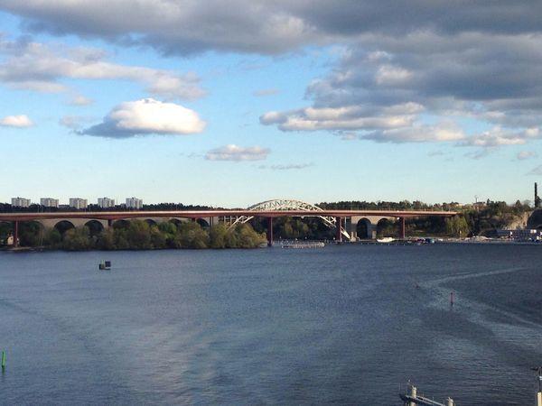 Årstabron Stockholm Bridges Water