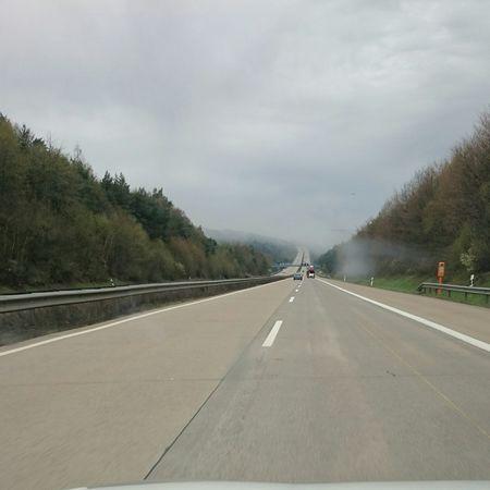 Highway Autobahn Automotive German Autobahn German HighWay A6 Pfalz Germania Autobahn Art Automobile Autostrada