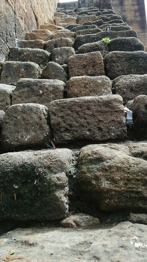 Steps Staircase Stones Stairs Stone Material