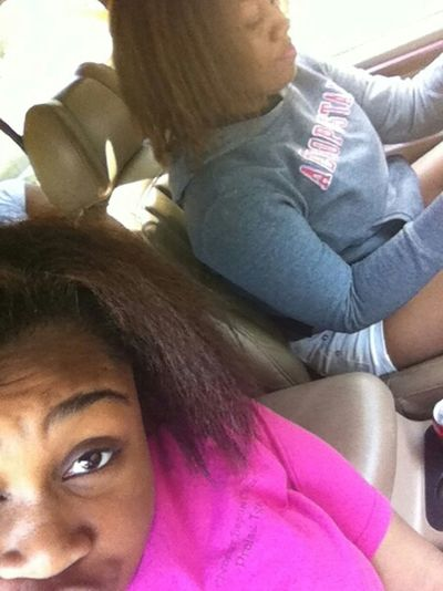 #me #meechie #riding #bored #badhairday