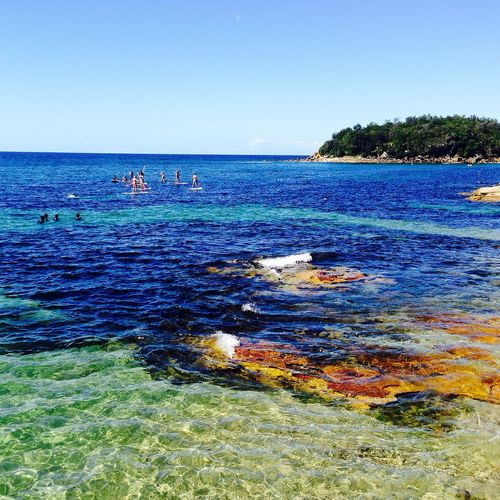 Sea Summer Sydney Australia