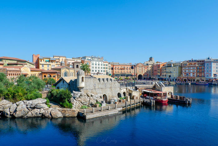 Theme parks always bring out the kid in you... :) #DisneySea DisneySea FujiX Travel Blue Clear Sky Daylight Themeparks Travel Destinations first eyeem photo