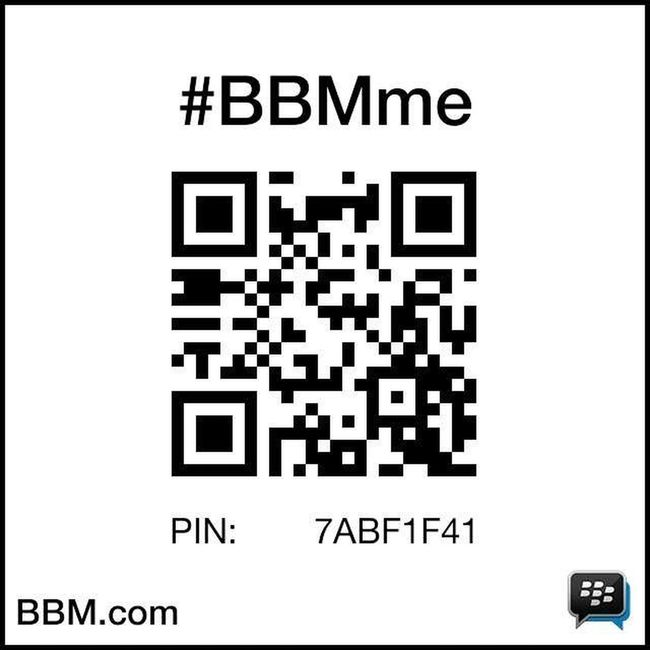 BBMME Invite GetCloser Mingle Chat