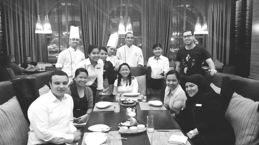 Marriott Dubai❤ Hoteliers Steakhouse