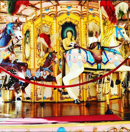 AndjelaMancic EyeEm Best Shots First Eyeem Photo EyeEm Gallery Italy Florence Carousel Coulors Vintage Happiness