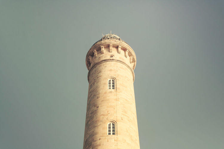Antique Building Architecture Building Exterior Clear Sky Lighthouse No People Old Ruin Outdoors Sky Tower