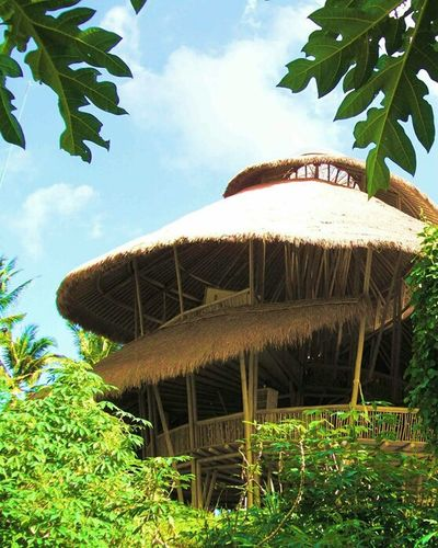 Green House Bali, Indonesia Facades Exterior Architecture I Love Indonesia