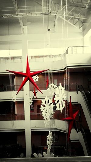 christmas is here again Stars ❄ Snowflakes ❄ Decorations Christmas