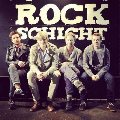 Thefogjoggers Zu75prozent  &chris Viersen rockschicht 2014