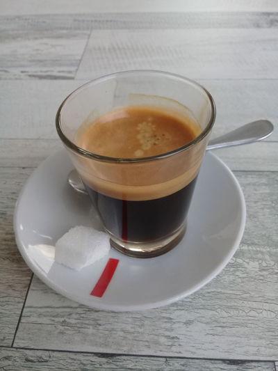 black cofee