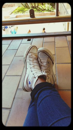For the love of Converse ? All Stars First Eyeem Photo