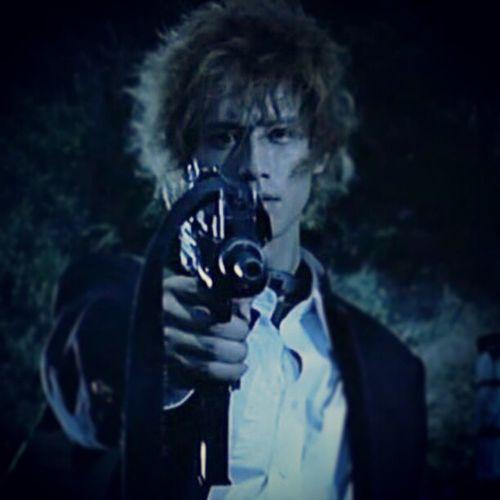 Kill me Kiriyama kill me! *O* Kiriyama ANDO Masanobu . Battle royale