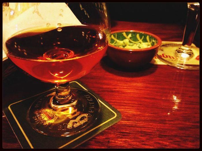 Having dinner Beer Taking Photos