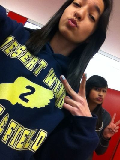 Her *o* shes one of my bestfriends ^-^ i love her so much shes always making my day :D