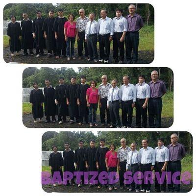 Congratulations! Baptized New Life