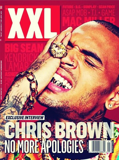 I Loveee Thus Man ... Chris Brown