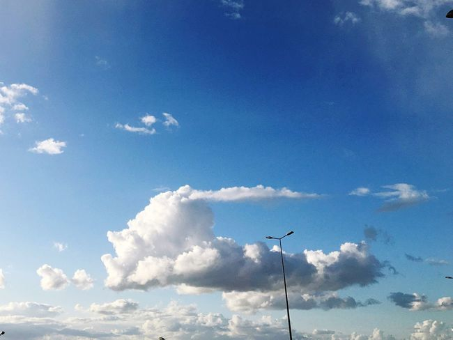 Showcase April Sky And Clouds Superdog