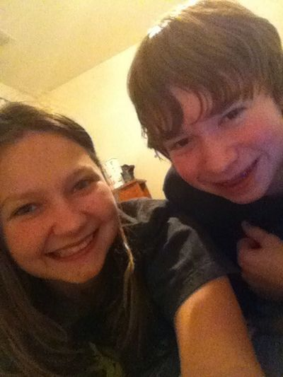 With My Boy