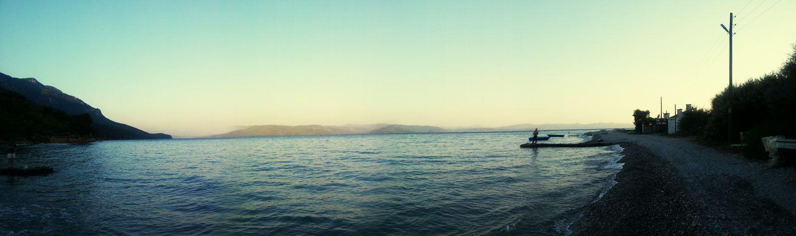 sea fishing Muğla Akyaka Relaxing