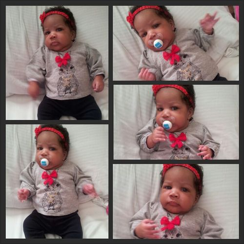 Myy beautiful babyy neice, myy pridee &&'d joyy
