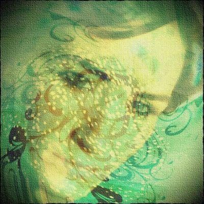 ...you'd better miss me, more than I miss you... Art Portrait Selfportrait Self Portrait