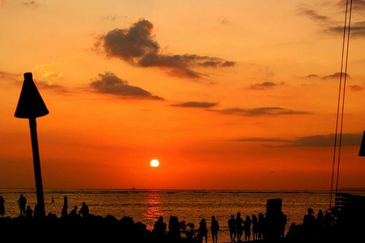 Sky 사진 Camera カメラ好きな人と繋がりたい EOS8000D ファインダー越しの私の世界 一眼レフ Eoskiss×7 写真 Canon カメラ Photo Sunset Sea Hawaii Honolulu  Oahu America Picture Pic