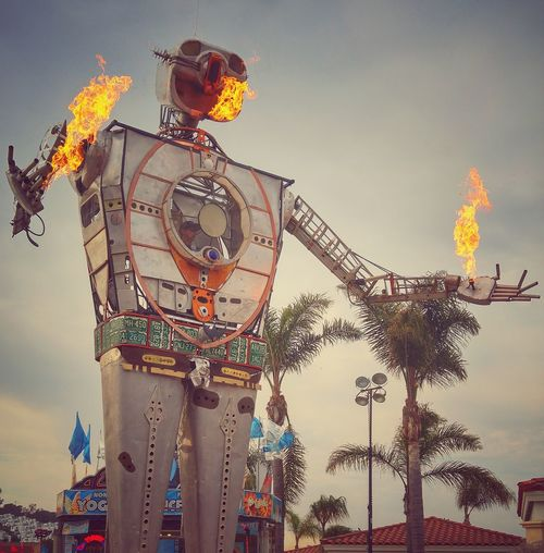 Domo Arigato Mr Roboto Stayed Too Long At The Fair SoCal