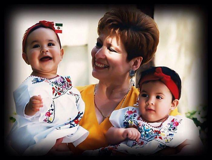 RePicture Love Grandma & Grand Daughters