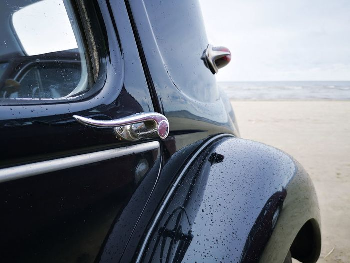 Old car Old Car EyeEm Selects Water Sea Beach Land Vehicle Sand Car Retro Styled Road Trip Close-up Sky Vintage Car Off-road Vehicle Side-view Mirror Vehicle Mirror Rear-view Mirror EyeEmNewHere