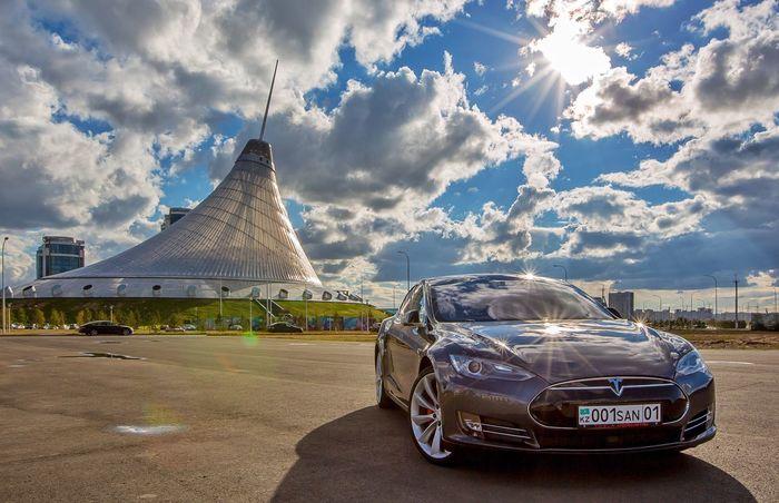 Tesla Astana