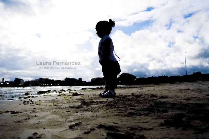 Beach Child Childhood Children Photography Photooftheday Picoftheday Sky Wild Wildchild