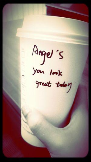 thanksssss :) Cappucino Starbucks Iamonmywaytoeverywhere