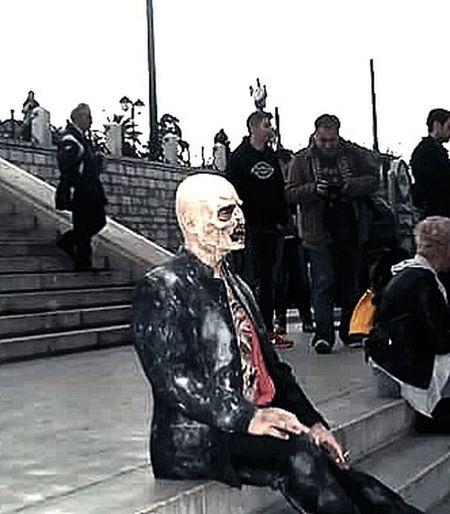 Zombie Zombie Walk Zombieboy