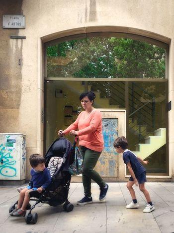 57 / 365 Bonding Childhood Familylife Full Length Motion Outdoors PlayfullMood Togethernes Togetherness