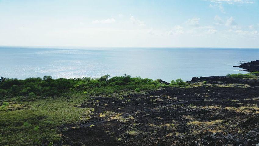 Hawaii Napo'opo'o Beach