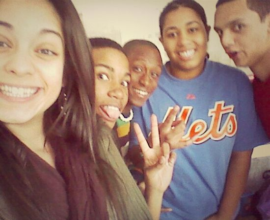 With ma losersss.