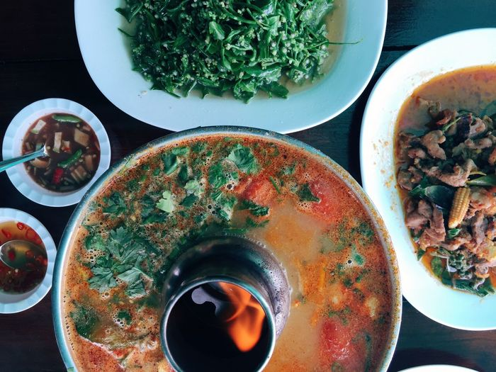 ShareTheMeal Tomyumkung Tomyum Food Meal No People Yummy! Delicious Thai Food Thailand
