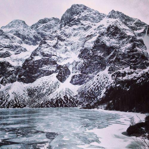 Tatry Vysoke Tatry Mountains Tatry Morskieoko First Eyeem Photo